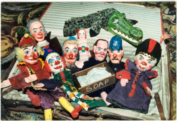 classic Tickner Punch cast