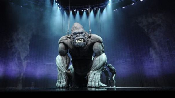 Creature technology king kong