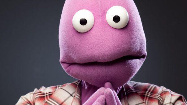Randy puppet