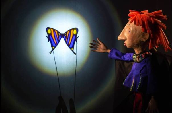 Nellas Wings by Sydney Puppet Theatre