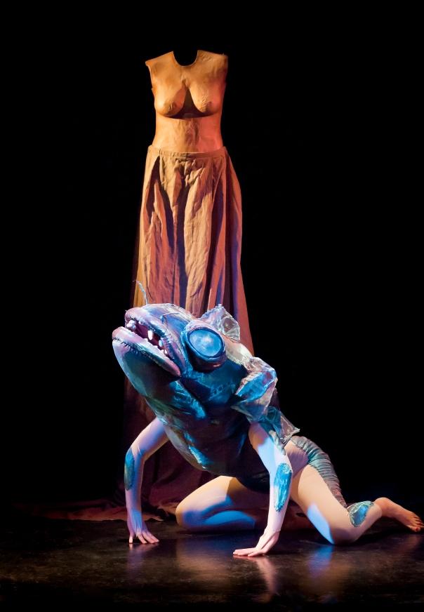Exuvia by t'Magische Theaterje
